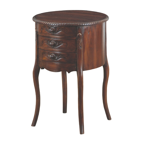 Sterling Lighting Sterling Lighting Mahogany Coffee & End Table 6500805
