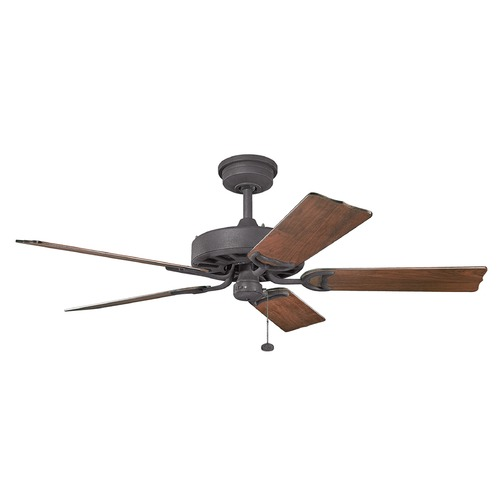 Kichler Lighting Kichler Lighting Fryst Ceiling Fan Without Light 300185DBK