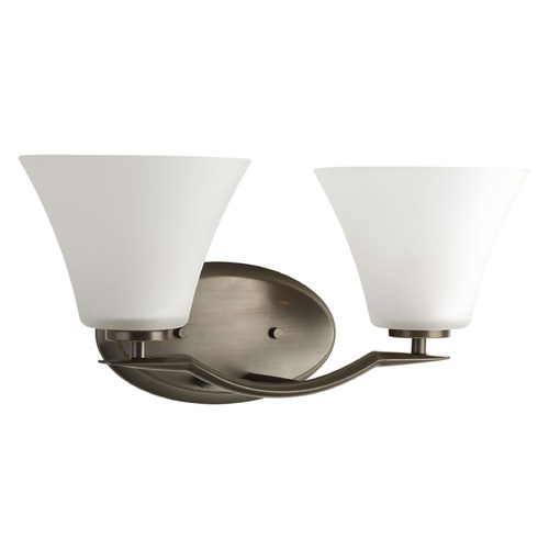 Progress Lighting Progress Lighting Bravo Antique Bronze Bathroom Light P2005-20W