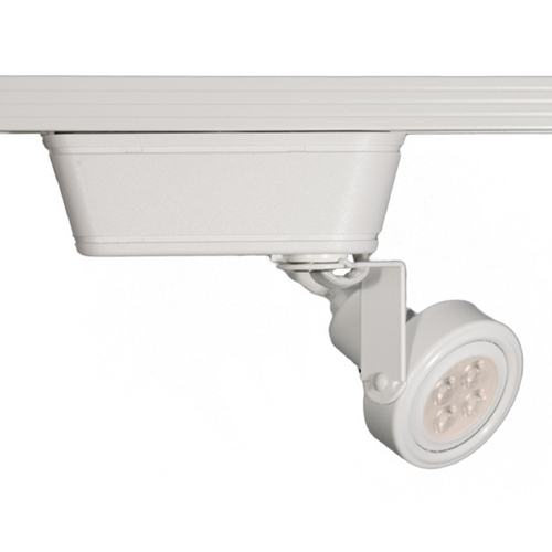WAC Lighting WAC Lighting White LED Track Light L-Track 3000K 360LM LHT-160LED-WT