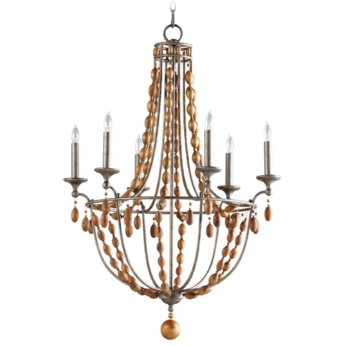 Cyan Design Cyan Design Middleton Canyon Bronze Chandelier 05281