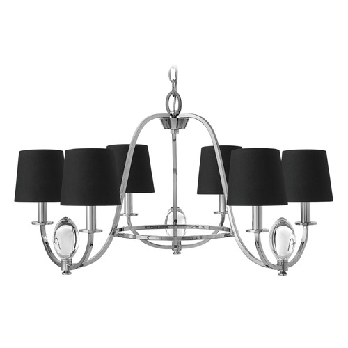 Hinkley Lighting Hinkley Lighting Marielle Chrome Chandelier 3756CM