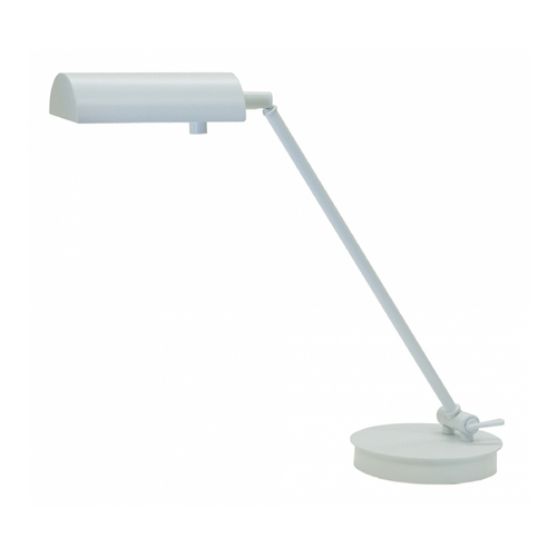 House of Troy Lighting Generation Table/Desk Lamp White Finish G150-WT