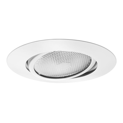 Juno Lighting Group Gimble Ring Trim for 5-Inch Recessed Housing 209N-WH