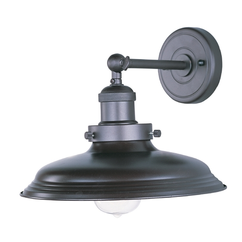 Maxim Lighting Maxim Lighting Mini Hi-Bay Bronze Sconce 25062BZ