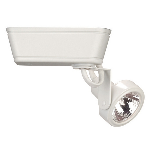 WAC Lighting WAC Lighting White Low Voltage Track Light For L-Track LHT-160L-WT