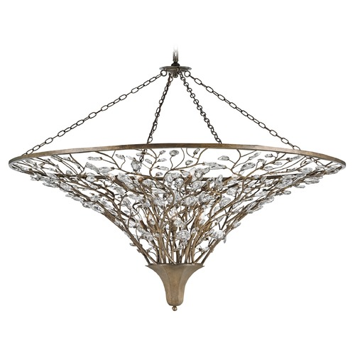 Currey and Company Lighting Currey and Company Lighting Giselle Cupertino Pendant Light 9612