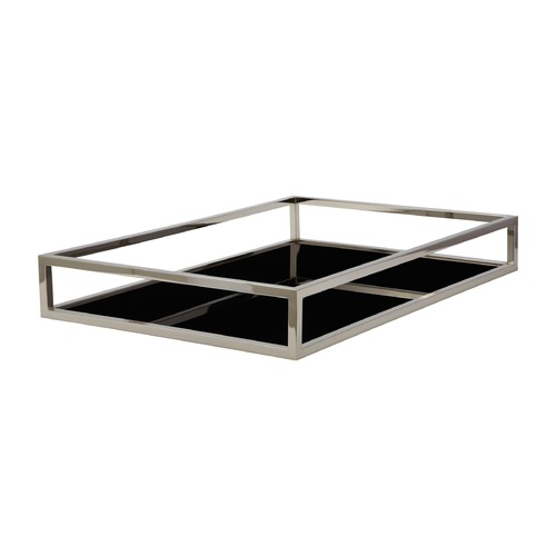 Dimond Lighting Black Box Rod Tray - Rectangular 225065
