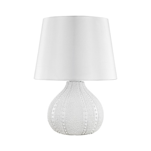 Dimond Lighting Dimond Aruba White Outdoor Table Lamp D3094W