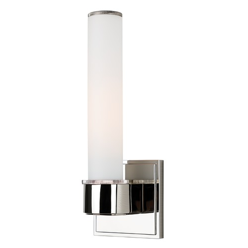 Hudson Valley Lighting Cylindrical Sconce 1261-PN