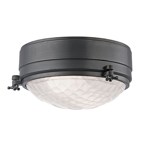 Hudson Valley Lighting Hudson Valley Lighting Belmont Old Bronze Flushmount Light 8009-OB