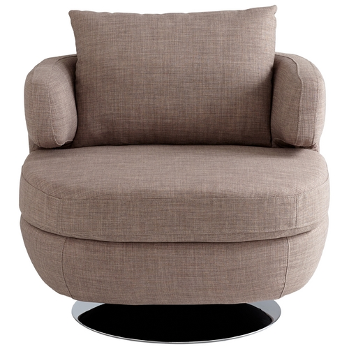 Cyan Design Cyan Design Suitor Gray Chair 06615