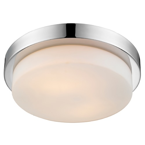 Golden Lighting Golden Lightingrome Flushmount Light 1270-13 CH