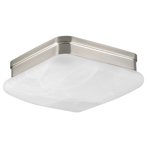 Progress Lighting Progress Lighting Appeal Brushed Nickel Flushmount Light P3490-09