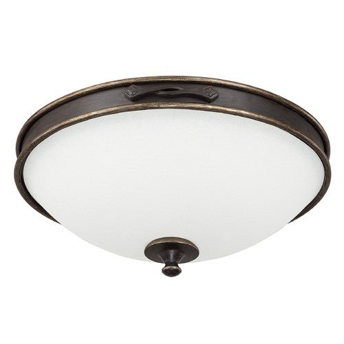 Capital Lighting Capital Lighting Wyatt Surrey Flushmount Light 2067SY