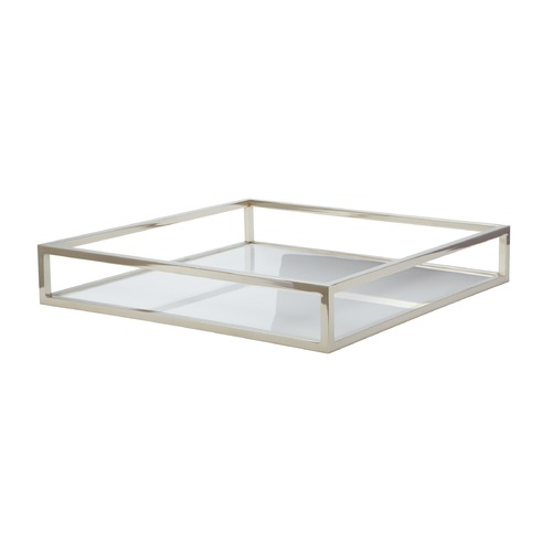 Dimond Lighting White Box Rod Tray - Square 225068