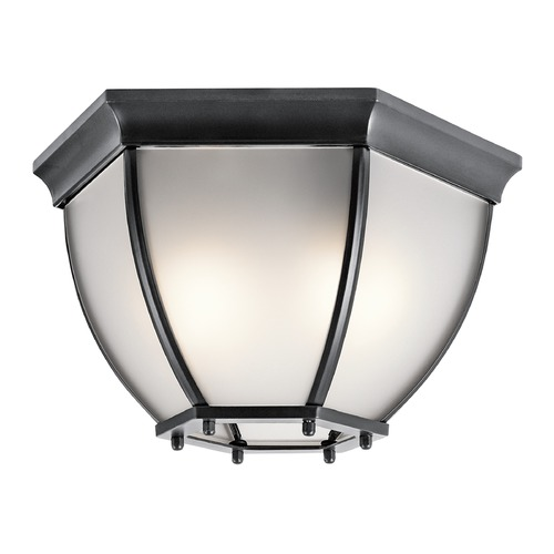Kichler Lighting Kichler Lighting Close To Ceiling Light 9886BKS