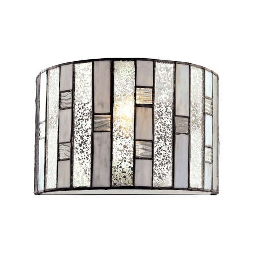 Elk Lighting Elk Lighting Ethan Tiffany Bronze Sconce 70210/1
