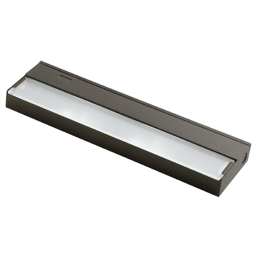 Quorum Lighting Quorum Lighting Oiled Bronze 12.5-Inch Linear Light 95213-2-86