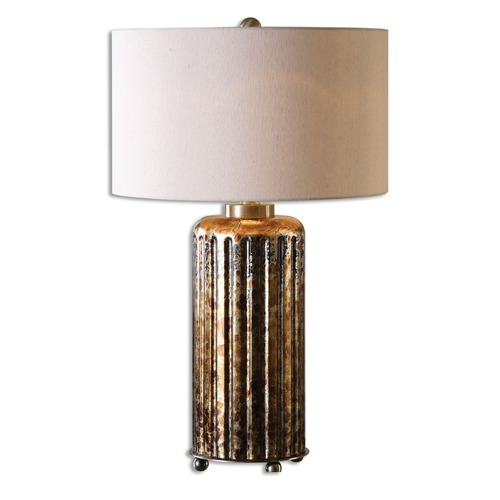 Uttermost Lighting Uttermost Slavonia Rust Bronze Table Lamp 26909-1