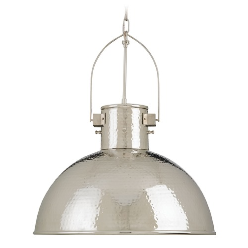 Currey and Company Lighting Currey and Company Lighting Syllabus Nickel Pendant Light 9673