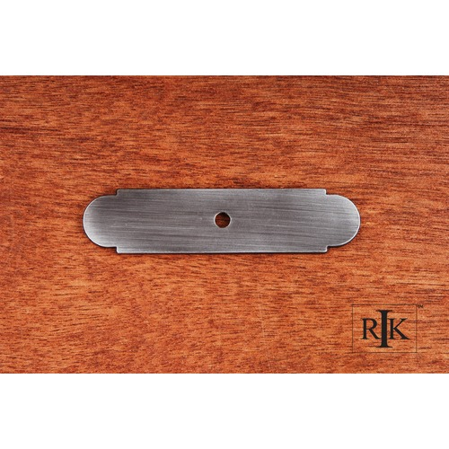 RK International Small Backplate with One Hole BP7819DN