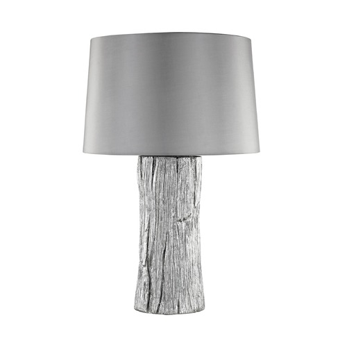 Dimond Lighting Dimond Kanamota Silver Outdoor Table Lamp D3096