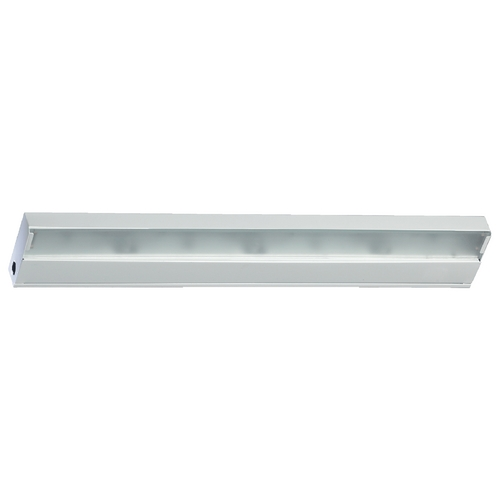 Quorum Lighting Quorum Lighting White 21.5-Inch Linear Light 95222-3-6