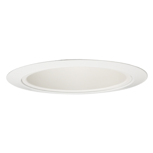 Juno Lighting Group Enclosed Cone for 5-Inch Recessed Housing 216 WWH