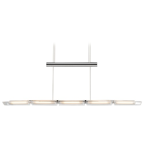 Elan Lighting Elan Lighting Kupa Chrome LED Island Light 83445