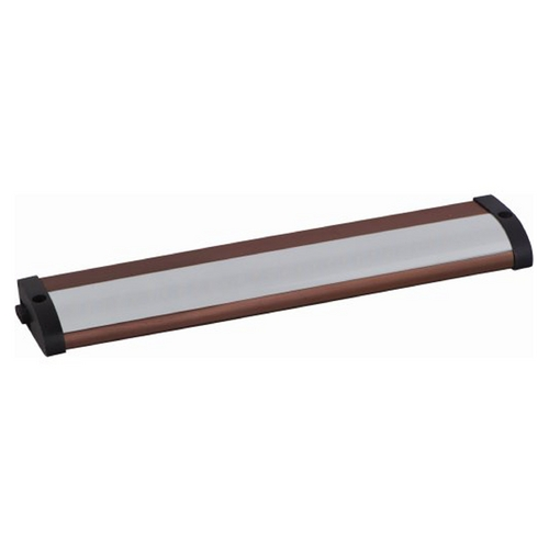 Maxim Lighting Maxim Lighting Mx-L120lo Anodized Bronze 10-Inch LED Under Cabinet Light 89901BRZ