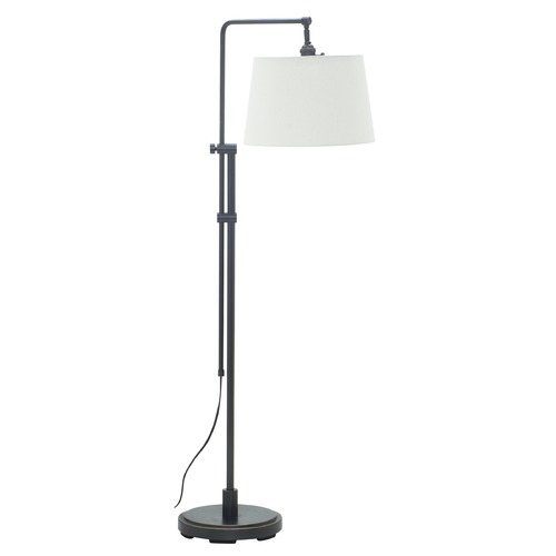 House of Troy Lighting House of Troy Crown Point Oil Rubbed Bronze Swing Arm Lamp with Empire Shade CR700-OB