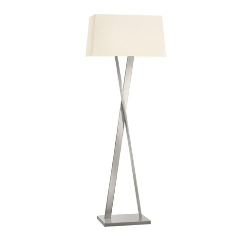 Sonneman Lighting Sonneman X Satin Nickel 2 Light Floor Lamps 4662.13