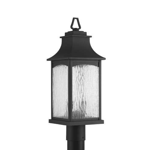 Progress Lighting Progress Lighting Maison Black Post Light P6432-31