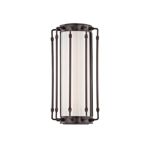Hudson Valley Lighting Hyde Park Old Bronze LED Bathroom Light 9712-OB