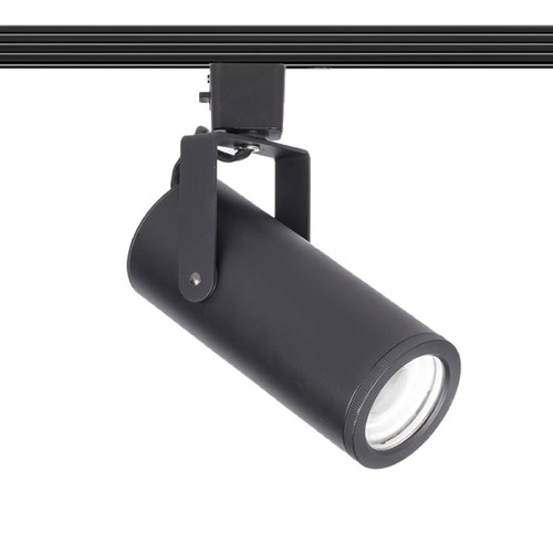 Wac H Track Lighting: WAC Lighting Black LED Track Light H-Track 3000K 920LM