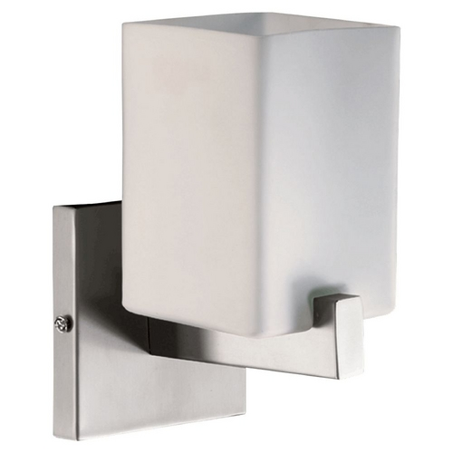Quorum Lighting Quorum Lighting Modus Satin Nickel Sconce 5476-1-65