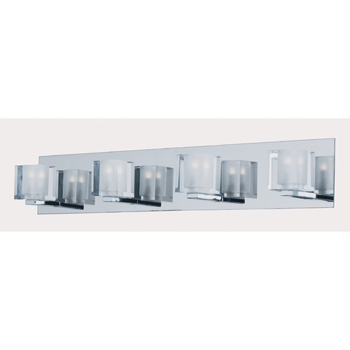 ET2 Lighting Blocs LED Polished Chrome LED Bathroom Light E32170-18PC