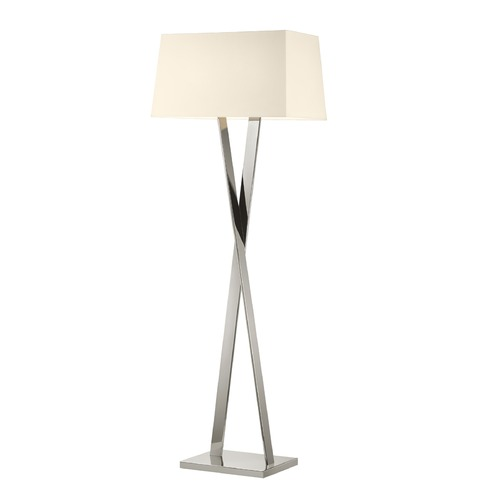 Sonneman Lighting Sonneman X Polished Nickel 2 Light Floor Lamps   4662.35