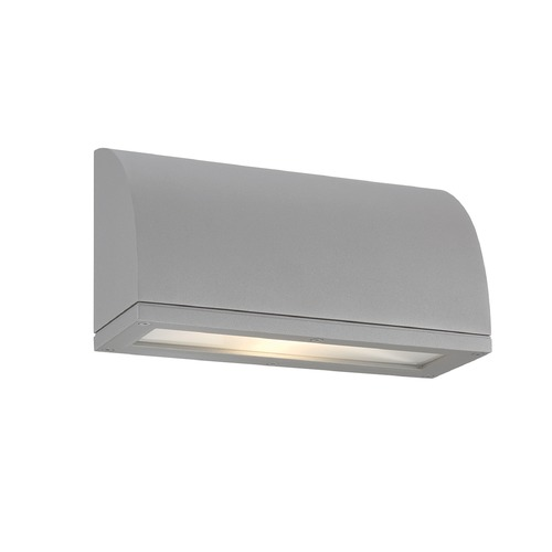 WAC Lighting WAC Lighting Scoop Graphite LED Outdoor Wall Light WS-W20506-GH