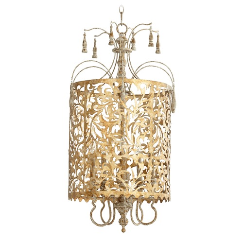 Quorum Lighting Quorum Lighting Leduc Florentine Gold Pendant Light 8355-5-61