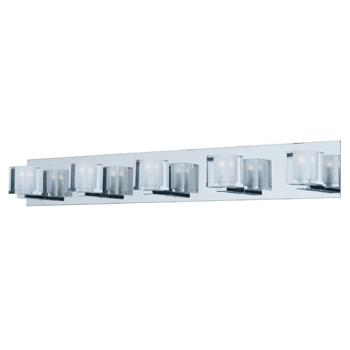 ET2 Lighting Blocs LED Polished Chrome LED Bathroom Light E32171-18PC