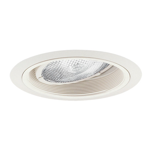Juno Lighting Group Gimbal Ring for 6-Inch Recessed Housing 224W-WH
