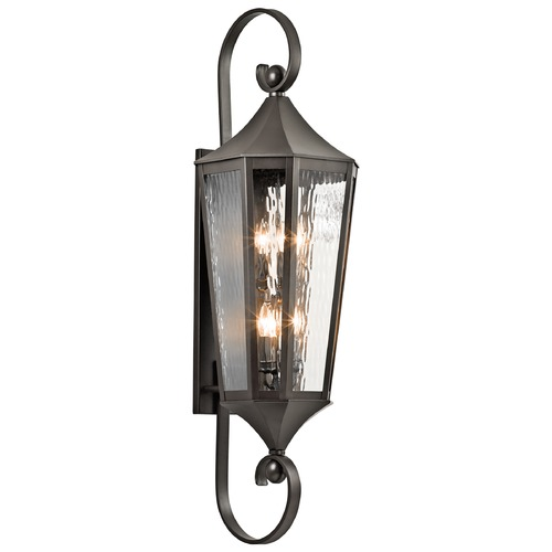 Kichler Lighting Kichler Lighting Rochdale Olde Bronze Outdoor Wall Light 49515OZ