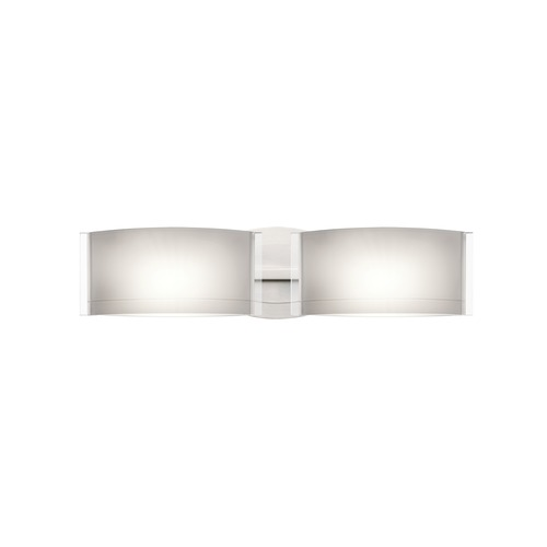 Besa Lighting Besa Lighting Jodi Satin Nickel Bathroom Light 2WM-673006-SN