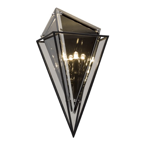 Troy Lighting Troy Lighting Epic Forged Iron Sconce B5321
