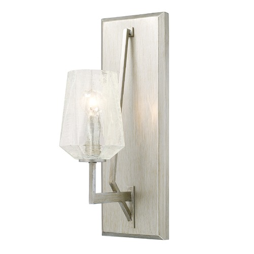 Capital Lighting Modern Sconce Silver Arden by Capital Lighting 611211BS-317