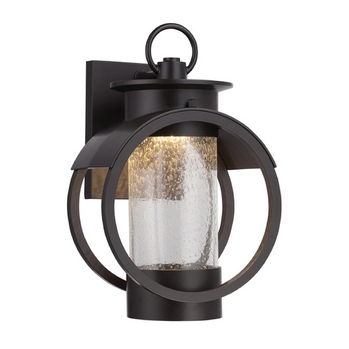 Designers Fountain Lighting Designers Fountain Arbor Burnished Bronze LED Outdoor Wall Light LED32811-BNB