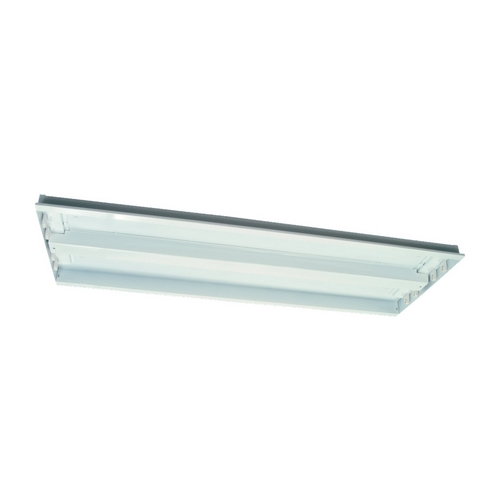 Sea Gull Lighting Modern Flushmount Light in White Finish 9515LE-15