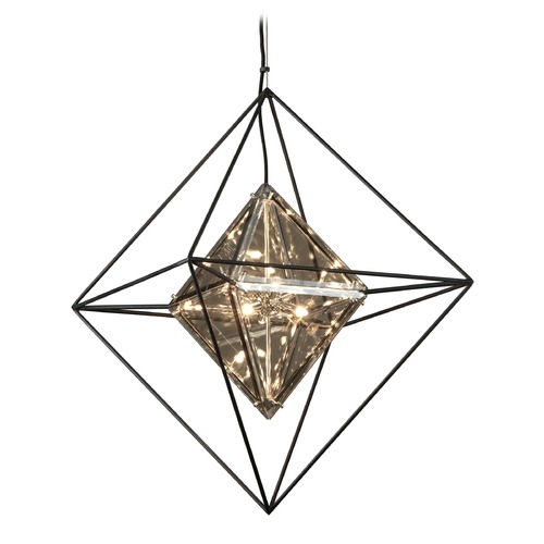 Troy Lighting Troy Lighting Epic Forged Iron Pendant Light F5326
